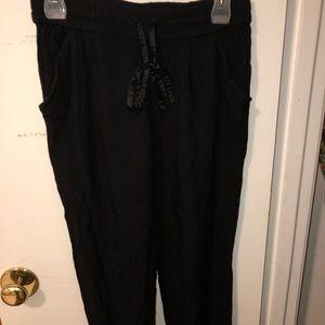 Aritzia slouchy pants